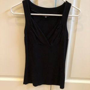 Express Black Sexy Basic Tank